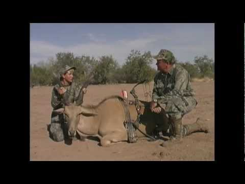 Archery Eland in Mexico - MossBack