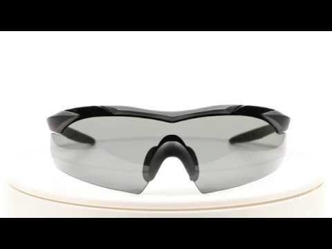 3a7af6480a4 360° WILEY X WX VAPOR 3LP WXJ-3502-2 - YouTube