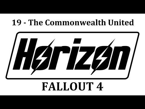 19 - Horizon Fallout 4 The Commonwealth United