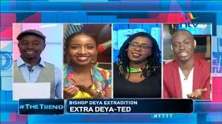 TTTT: Githeri meal propels Martin 'Githeri man' Kamotho to fame