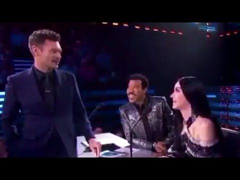 Ryan Seacrest CAUGHT Making Creepy Comments To Katy Perry On Camera