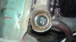 Циркуляция охлаждающей жидкости Ваз 2103