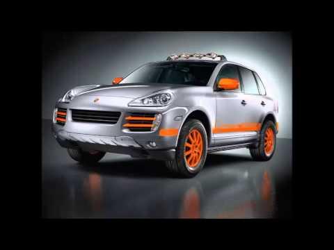 2010 Porsche Cayenne S Transsyberia Youtube