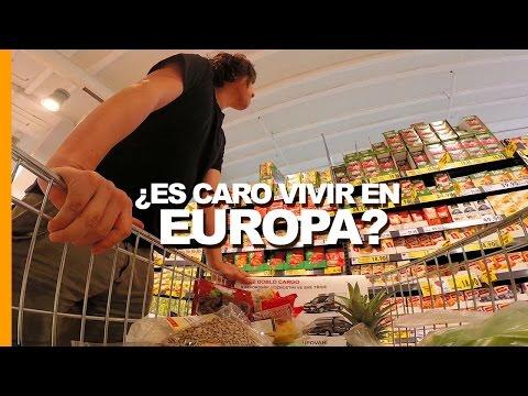 ¿CUÁNTO CUESTA VIVIR EN EUROPA CENTRAL? - Precios de supermercado de YouTube · Duración:  11 minutos 56 segundos
