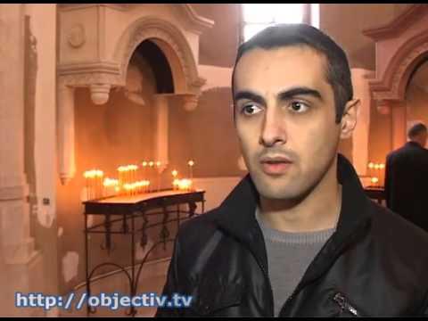 Армяне  с горечью вспоминают события 1915 года