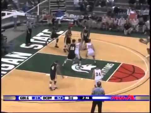 Michigan Wolverines | Jon Horford HS Highlights