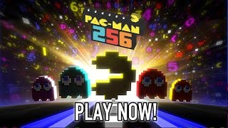 Pac-Man 256 - IOS/Android - The Glitch is here!