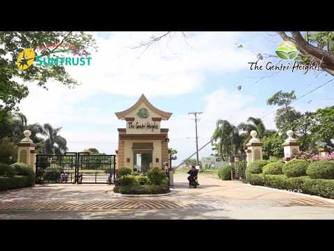 The Gentri Heights House and Lot Single Detached for sale +639178672827
