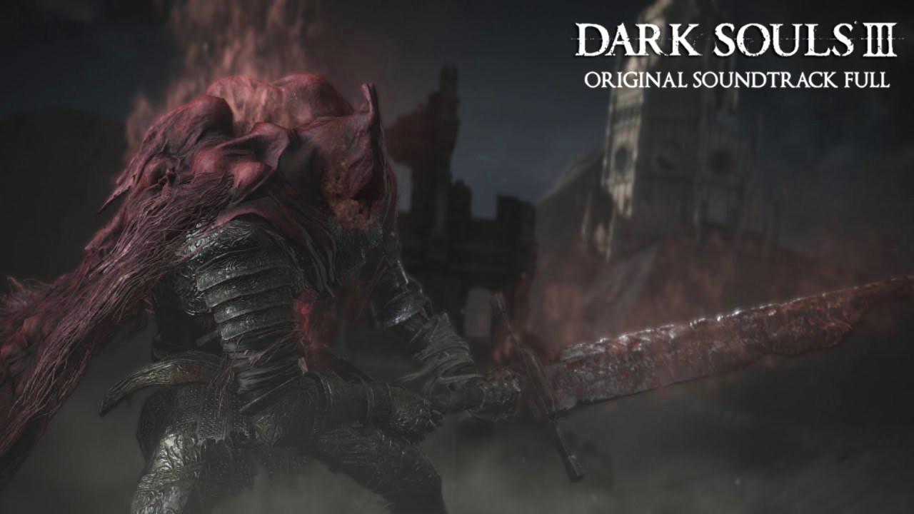 Remastered Dark Souls Iii Original Soundtrack Full Slave Knight Gael Youtube