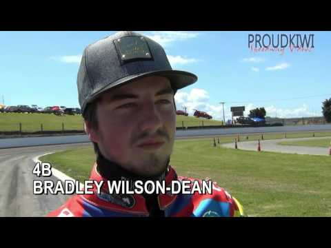 NEW ZEALAND SOLO CHAMPS - ROSEBANK SPEEDWAY 24.01.16