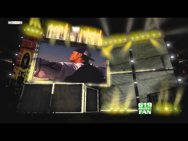 WWE John Cena Return Hell In A Cell 2013 Travel Video