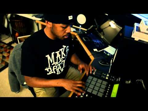 King Mez x Stussy - Play Records. Make Beats. Write Rhymes.