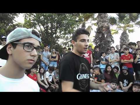 Mcmera & Shar vs Ibai & Francis - Filtros - General Rap Alicante Parejas