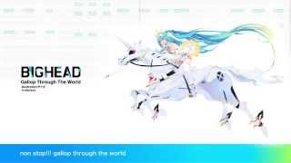 "Gallop Through The World feat.Hatsune Miku - BIGHEAD ""GOODSMILE RACING THEME SONG"""