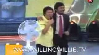 Manny Pacquiao on Willing Willie December 8, 2010 Episode