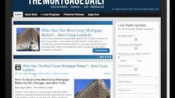 Compare today's mortgage rates online with HotRateQuote.com