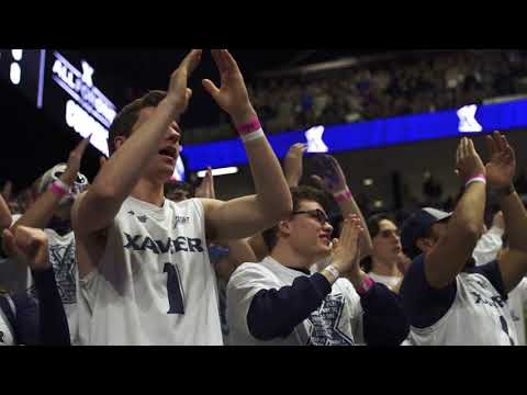Xavier Basketball Fan Experience - Season Ticket Deposits 2018