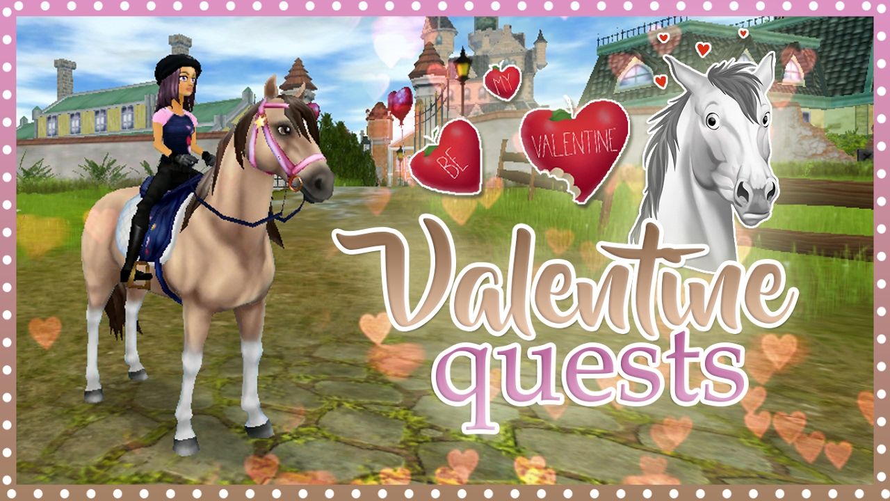 Star Stable Online 105 Be my Valentine  YouTube