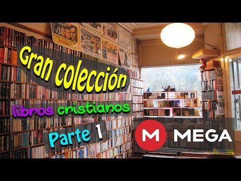 Descarga paquete de libros Cristianos primera parte 1 [HD]    Un link por MEGA