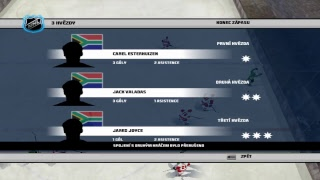NHL 09 Online - BakaLeague.funsite.cz - MS v Mongolsku