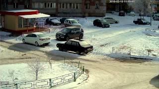 Дневное видео с AHD камер SpezVision на базе модуля 1/3
