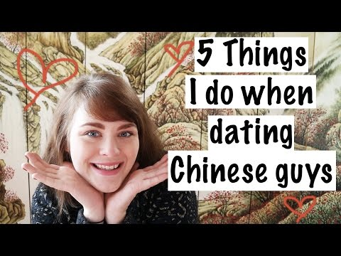 What is it like dating a chinese guy was dancing