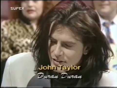 Duran Duran   John Taylor on Decade 1989