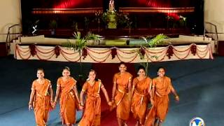 Tamil Catholic Song - Aarokya Thai song from Punnagai Pookkal