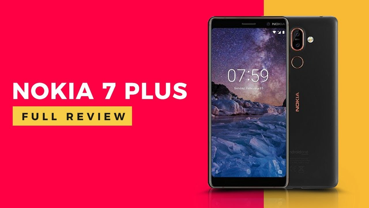 Nokia 7 1 Plus 128GB (Nokia X7)