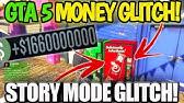 GTA 5 Story Mode Unlimited Money Glitch! (PS4/XBOX/PC) - YouTube