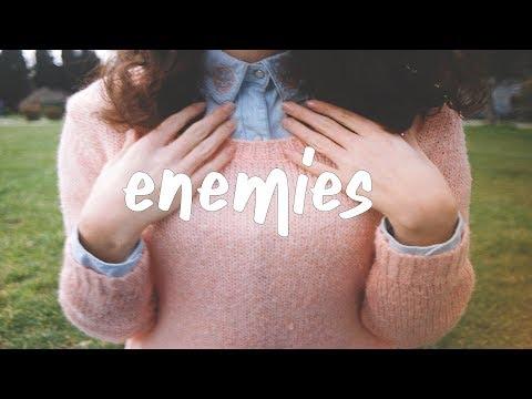 Lauv - Enemies (Lyric Video)