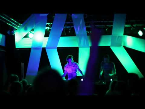 Hack & Nick - Groove Pilot Album Releaseparty Video