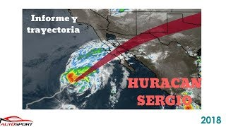 Huracan sergio