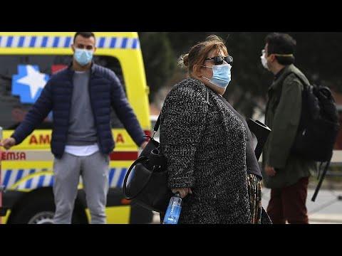 Coronavirus: l'Espagne placée en état d'alerte