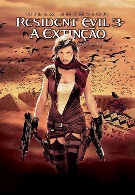 Assistir Resident Evil 3 - A Extinção