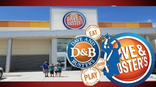 Mcallen Dave And Busters