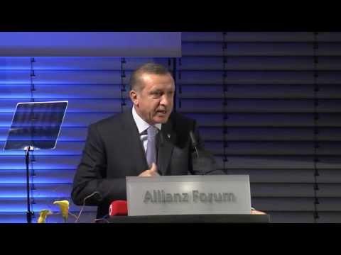 Erdogan Underlines Turkey's Claim to EU-Membership