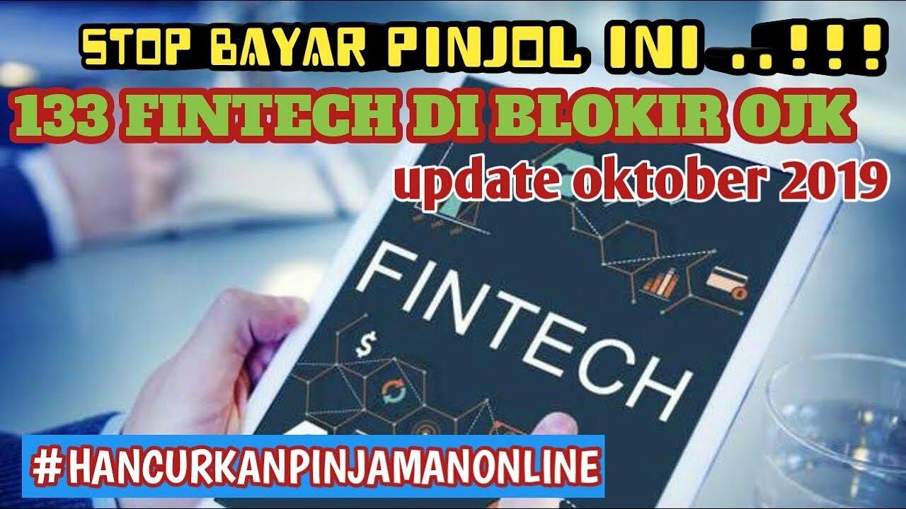 Pinjaman Online Ditutup Daftar 133 Pinjol Ditutup Ojk Per