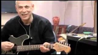 Brian Eno performs