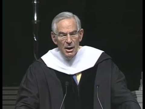 Tulane 2003 Commencement Address - David Halberstam