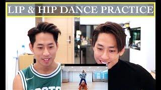 HYUNA LIP & HIP DANCE PRACTICE REACTION (현아)