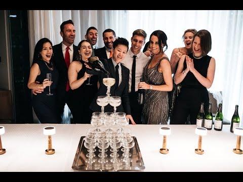 New Year's Eve At Shangri-La Hotel, Sydney