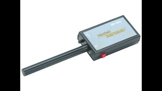 Cheap $17 pinpointer metal detector mod and review
