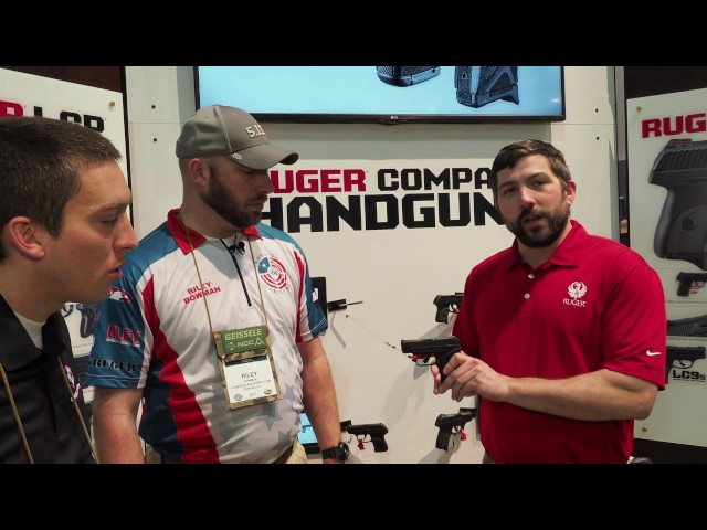 Ruger's New LCP II and LC9s Improvements