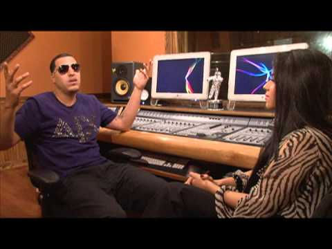 Madelyn Rodriguez interviews Max Santos from Bachata group Aventura for Bronx Net TV