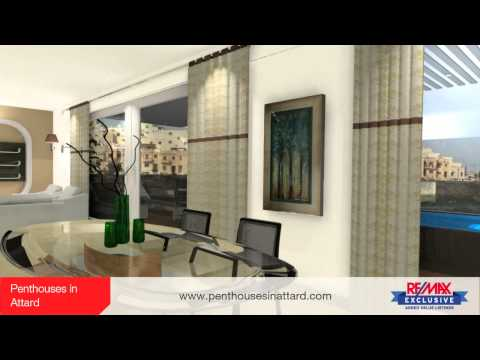 Penthouses for sale in Attard