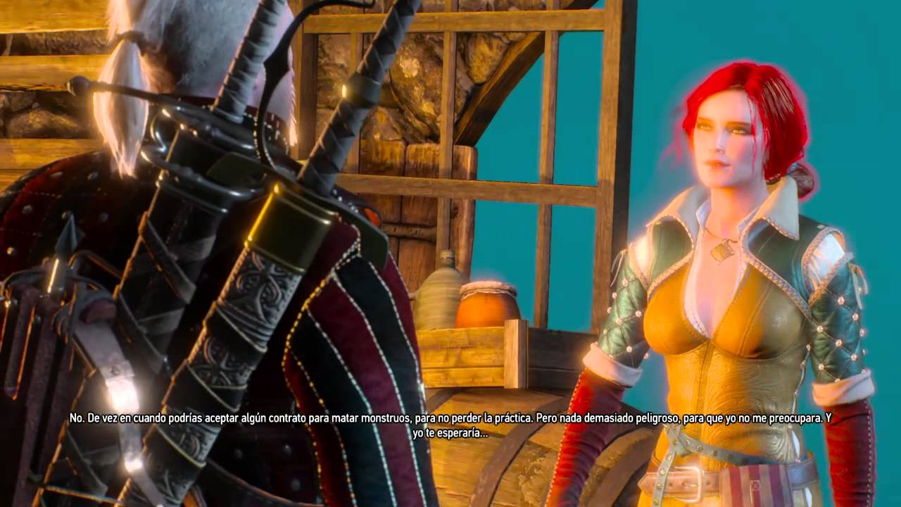 triss merigold witcher 3 nackt