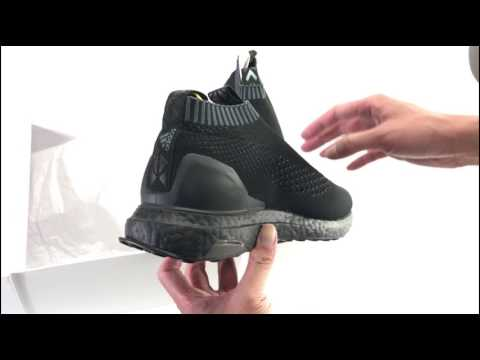 separation shoes 2bf44 c4e9b Adidas Sneaker ACE 16+ Purecontrol Ultra boost All Black BY9088