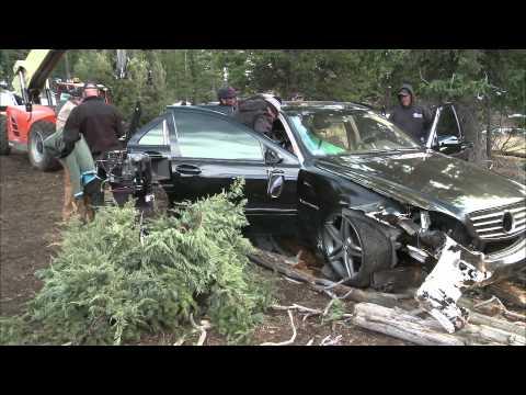 Furious 7 - Car Rolls & Flips - Own it on Blu-ray 9/15
