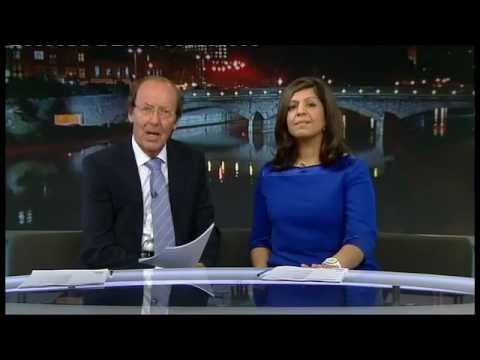 ITV News Meridian - 6pm bulletin - 14th January 2013